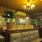 レストラン喫茶 タクト - 店内