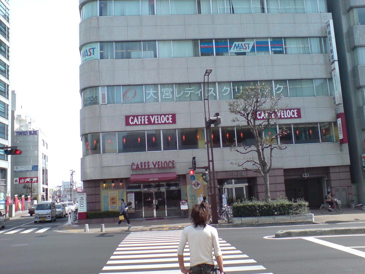 カフェ・ベローチェ 大宮店