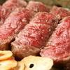ステーキハウス ハマ - 料理写真:黒毛和牛の味を・・