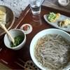 さがいち そば うどん - 料理写真:ランチセット