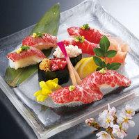 極上寿司盛り合せ