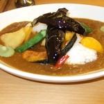 東京カレー屋名店会 - 野菜カレー