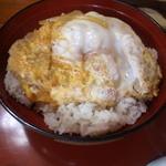 清源坊 - カツ丼