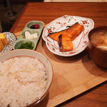 ル シエル クレム - 焼き鮭セット