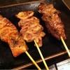 串茶屋 - 料理写真:レバー、ハツ、タン