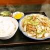 京楽食堂 - 料理写真:焼きそば定食@650円