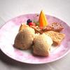 フラワリッシュ - 料理写真:動物性原料・砂糖不使用のアイスクリームできました