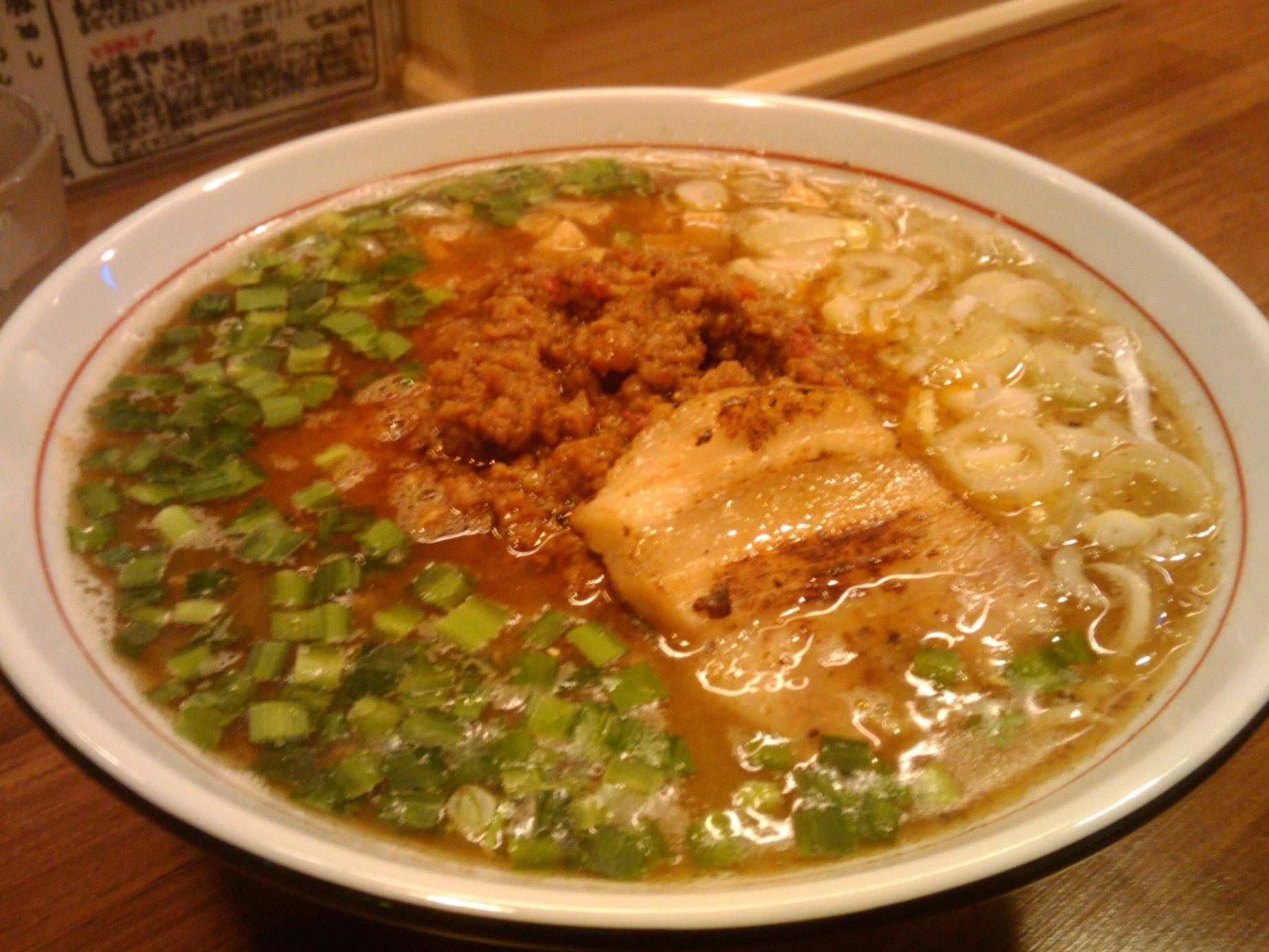 麺やマルショウ 豊中本店