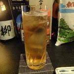 洋酒酒場 栁 - アイアンマン