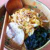 らーめん 麺の華 - 料理写真:みそねぎラーメン 800円