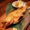 巌遊庭 - 料理写真:きんきの塩焼き