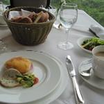 志摩観光ホテル ベイスイート - 料理写真:朝食~。