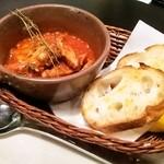 タヴェルナノヴェッロ - 但馬牛トリッパのトマト煮込み