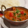 シリザナ - 料理写真:チキンティッカが入ったカレー