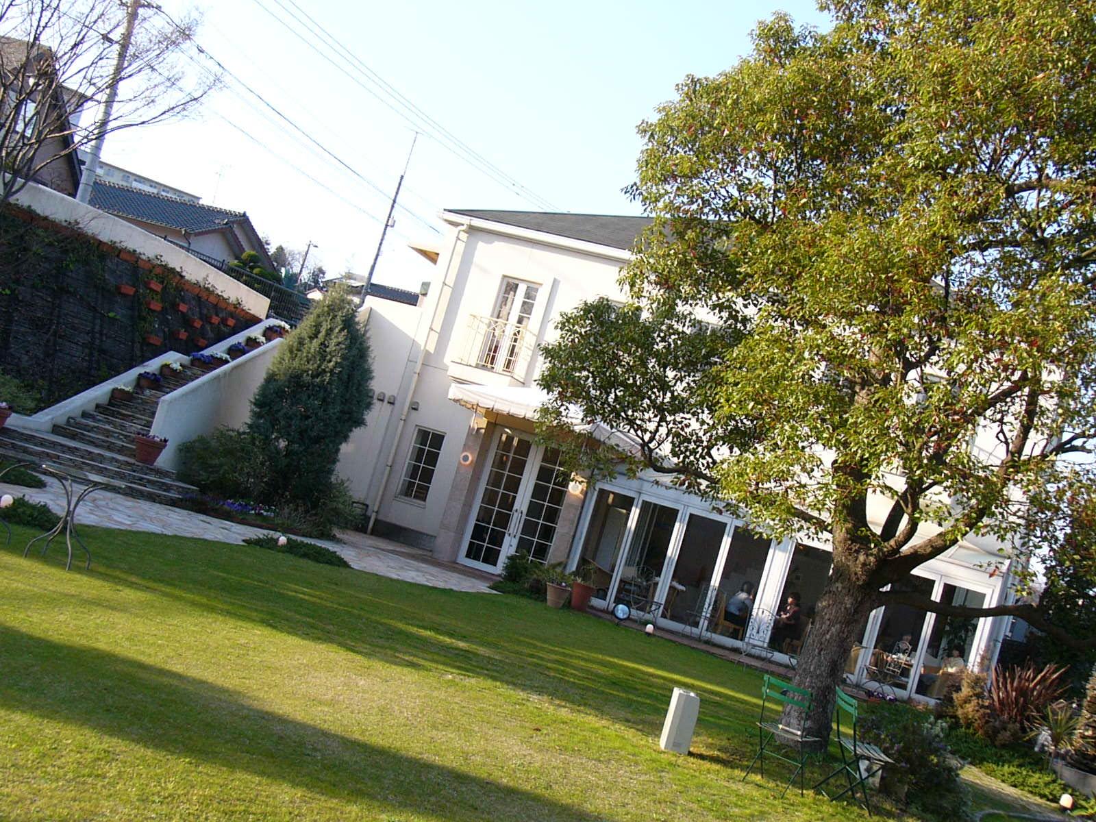 鞘ヶ谷ガーデン