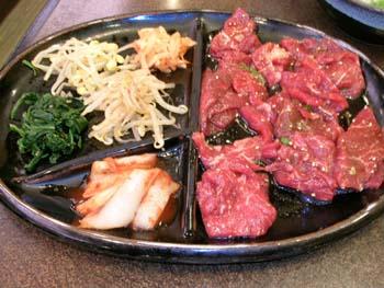 炭火焼肉 東京苑