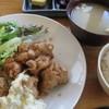 まる - 料理写真:チキン南蛮揚定食500円