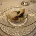 ル ジャルダン グルマン - 真鯛のポワレ