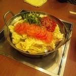 もつや - トマト鍋