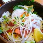 大漁丸 - 漁師丼