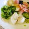 レストラン海楽 - 料理写真:お漬け物がいろいろ