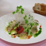 レストランカノウ - アニバーサリーランチの前菜