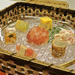 玄冶店 濱田家 - 前菜