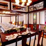 横濱元町 霧笛楼 - お座敷ルームをつなげれば、20名程度の小宴会にも◎