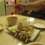 かねイシ - 自家製味噌