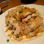 龍厨房 - 油淋鶏