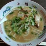 中華そば 七福 - ミニラーメン