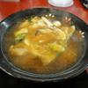 餃子の王将 - 料理写真:八宝菜ラーメン