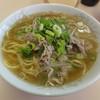 ふるさと食堂 - 料理写真:中華そば