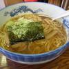 らーめん えぞ勝 - 料理写真:生油ラーメン 600円