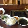 ソウル - 料理写真:ホルモンランチ
