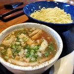 麺屋 一本気 - 和風つけ麺(2012年5月)