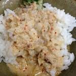 天雷軒 - 201207 出汁カレー風ご飯