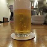 せをりぃ - 生ビールグラス300円