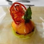 エリゼ光 - トマトのコンポート