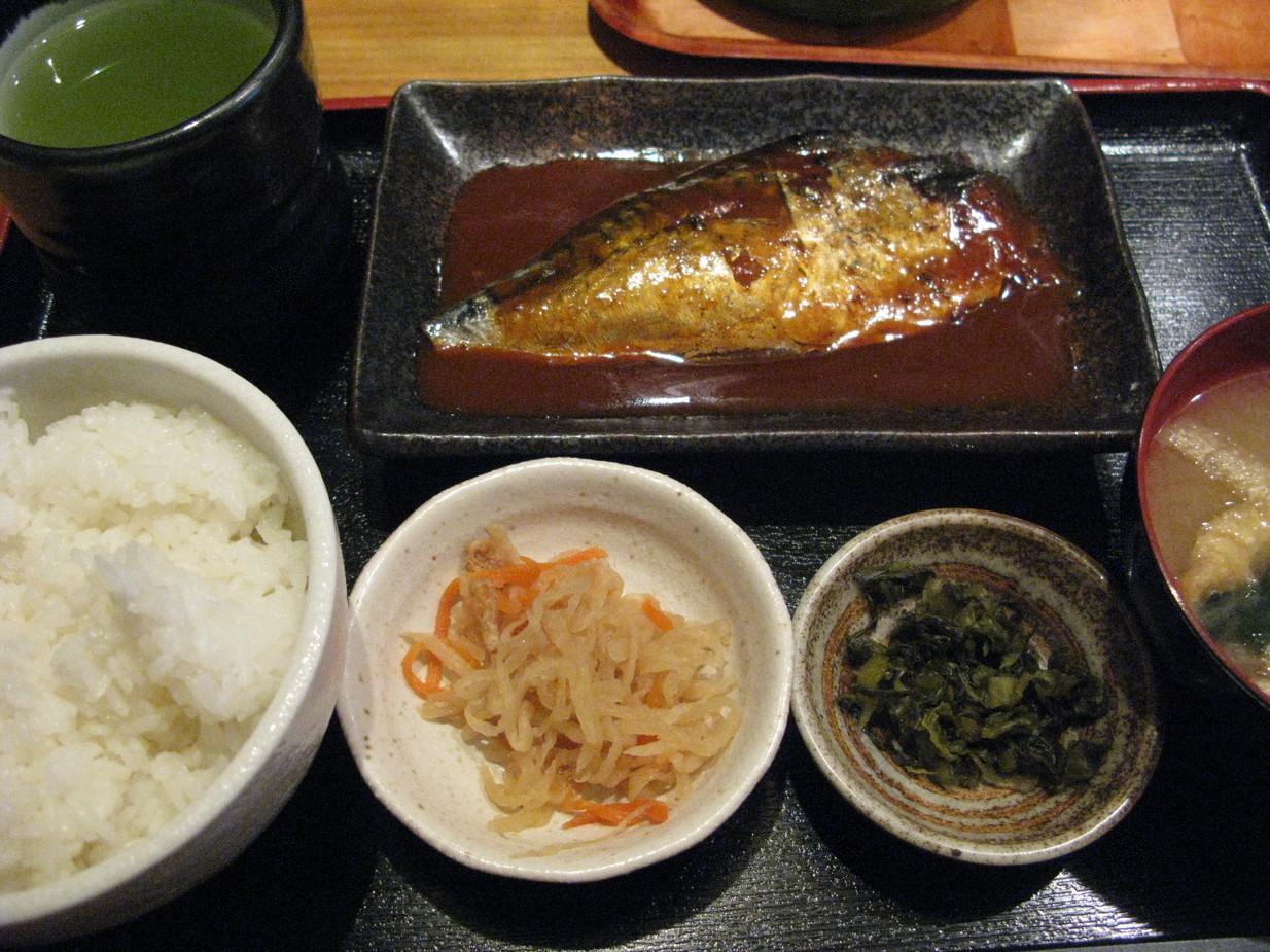 焼魚食堂 魚角  新宿御苑店