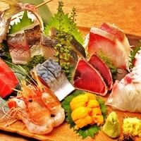 ■刺身■ 漁の刺身は鮮度抜群です!!