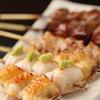 青山 鶏味座 - 料理写真:最高級備長炭を使い、熟練の技で焼き上げます