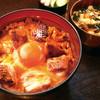 青山 鶏味座 - 料理写真:ランチでも人気の「究極の親子丼」