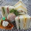 オリバー - 料理写真:サンドイッチ弁当ご予約承ります!!