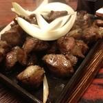 ちゃんこ 西乃龍 - 黒豚炭火焼き