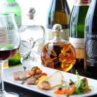 カフェベローゾ - ワインに合わせてお料理をセレクトしてみては・・