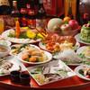 赤桃飯店 - 料理写真:4500円コース!!