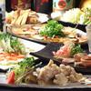 ゆらり - 料理写真:平日は食べ飲み放題はなんと2500円♪