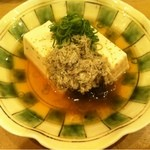おでん工房 和乃子 - 絹豆腐