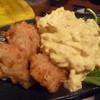 ぱぱろく - 料理写真:名物の鶏南蛮は、自家製タルタルソースがたっぷり